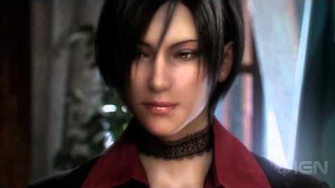 Resident Evil Damnation - SDCC 2012 Trailer HD