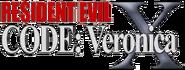 RE Code Veronica X logo
