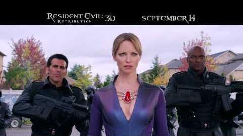 Resident Evil Retribution - Spot TV 4