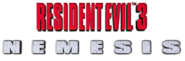 RE3 Nemesis logo