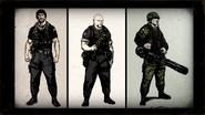US Soldiers Concept Art R2