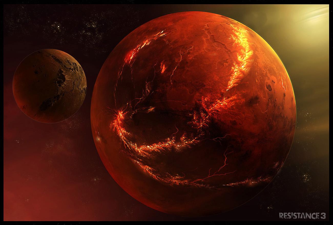 Chimeran Planet