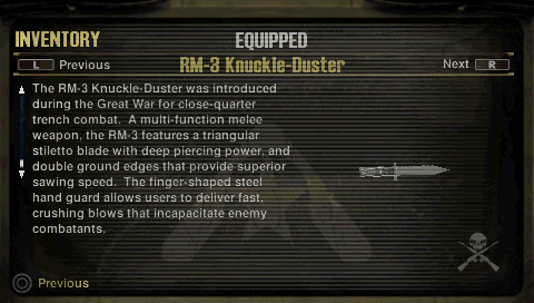 RM-3 Knuckle-Duster