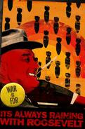 Anti Roosevelt poster