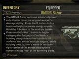 BM003 Razor