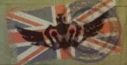 Resistance Retribution British Army flag