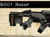 BM001 Razor