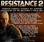 Resistance 2 Beta 2