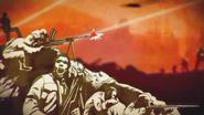 Minutemen fighting