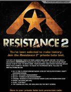 Resistance 2 Beta