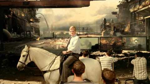 Resistance 3 Kevin Butler commercial