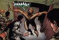 Grim comic panel