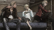 Resonance of Fate Characters