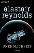 Revelation Space (German edition by Heyne)