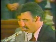 Frank Zappa at PMRC Senate Hearing on Rock Lyrics