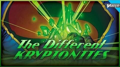 The_Different_Versions_Of_Kryptonite!