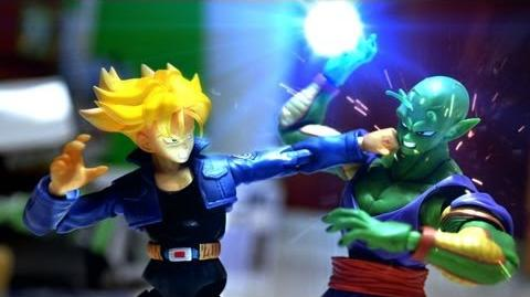 Dragon_ball_Z_Stop_Motion_-_Piccolo_VS_Trunks_七龍珠-比克VS特南克斯