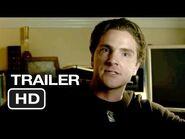 The Conspiracy Official Trailer 1 (2013) - James Gilbert Thriller HD