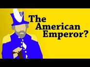 REALLY WEIRD HISTORY- The Emperor of the United States
