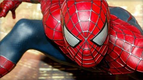 Peter Parker Man