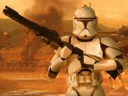 Clone Trooper in war (phase l)