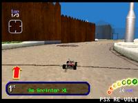 Re-Volt PSX Screenshot