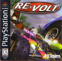 Re-Volt PSX Boxart (NTSC-U)