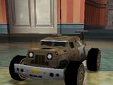 Bertha Ballistics