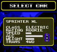 Gbc sprinter xl