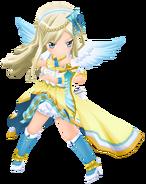 Angel's Blessing Fumi Yumeoji 3D Model