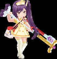 Nurse Liu Mei Fan 3D Model