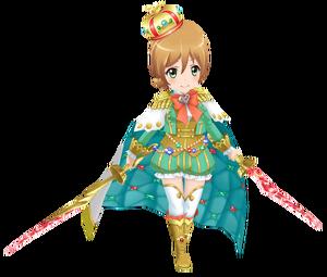 Happy Prince Nana Daiba 3D Model.png