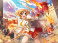 Knight of the Sun Nation Nana Daiba