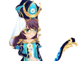 High Priestess Junna Hoshimi