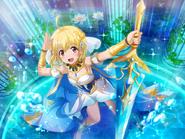 Water Goddess Michiru Otori