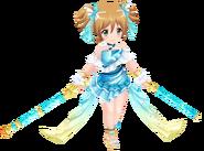 Momo Amami Nana Daiba 3D Model