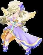 Angel's Blessing Fumi Yumeoji 3D Model Skin
