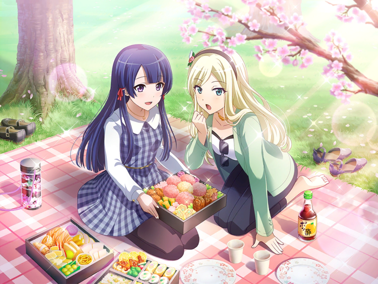 Cherry Blossoms in the Bento.png