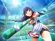 Baseball Girl Mahiru Tsuyuzaki