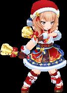 Christmas Oyuyu Yuyuko Tanaka 3D Model