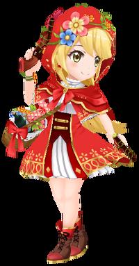 Little Red Riding Hood Aruru Otsuki 3D Model.png