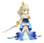 Andromeda Shiori Yumeoji 3D Model
