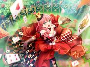 Queen of Hearts Yachiyo Tsuruhime