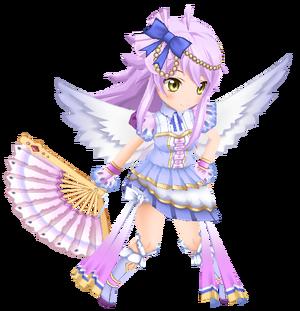 Angelic Song Ichie Otonashi 3D Model.png