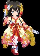 Amaterasu Hikari Kagura 3D Model