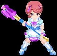 School Idol Futaba Isurugi 3D Model