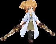Mad Scientist Nana Daiba 3D Model
