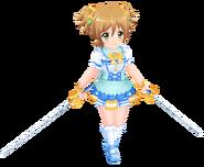 School Idol Nana Daiba 3D Model