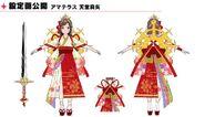 Amaterasu Maya Ref sheet