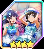 Sparkling Stage Hikari & Mahiru icon